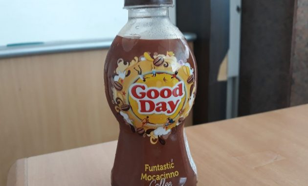 good day funtastic mocacinno coffee 630x380 Kopi Botol Siap Minum Paling Enak