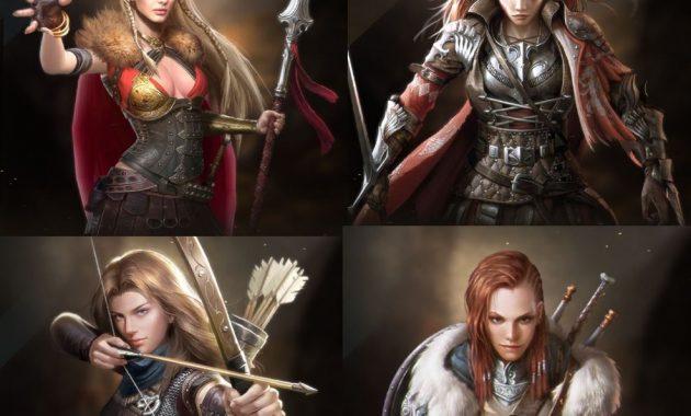 rise of empire hero women 630x380 Membangun Kerajaan Naga, Bertempur dan Beraliansi di Rise of Empires